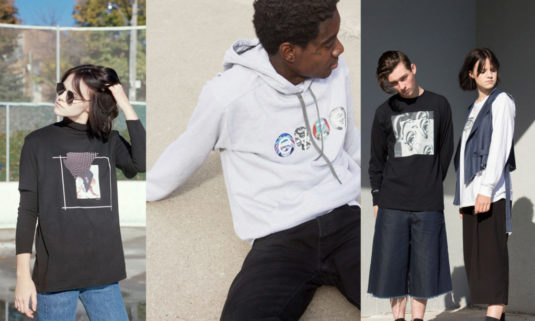 Eyze Designs 7th collection, 2015, Photos by Ryerson Students